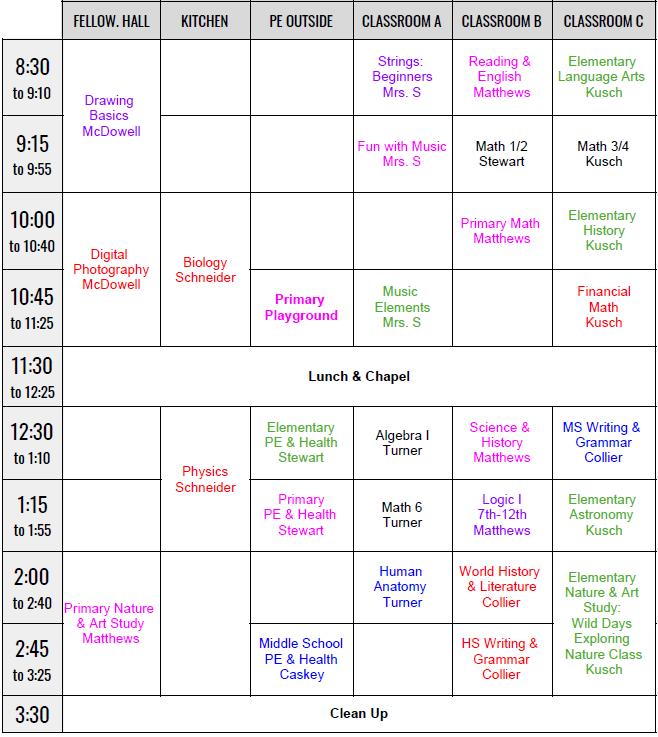 schedule12-1-2019c